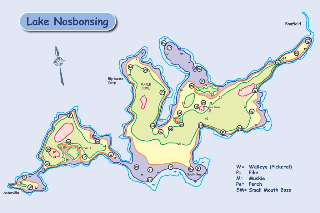 lakenosbonsingfishingmap